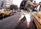 EXCLUSIV!Copiii au interzis cu bicicletele pe strǎzile din Curtea de Argeş - Dar au alternativǎ?