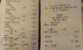 Un câmpulungean explică cum sunt păcăliţi clienţii de supermarketuri