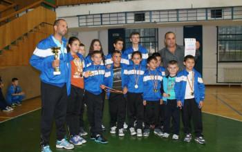 Sunt buni! Karatistii din Mioveni au luat 12 medalii - Vezi lista completa