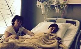 Monaliza are nevoie de ajutorul vostru - Se lupta pentru viata intr-un spital din Turcia