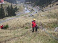 Salvamontistii argeseni cauta un barbat disparut in munti