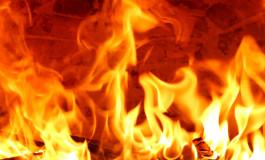 Incendiu la Cuca