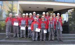 43 de elevi din Câmpulung au învățat cum să se orienteze în carieră, în cadrul programului Atelierele Holcim