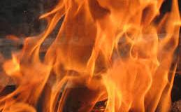 Incendiu la Mihăeşti