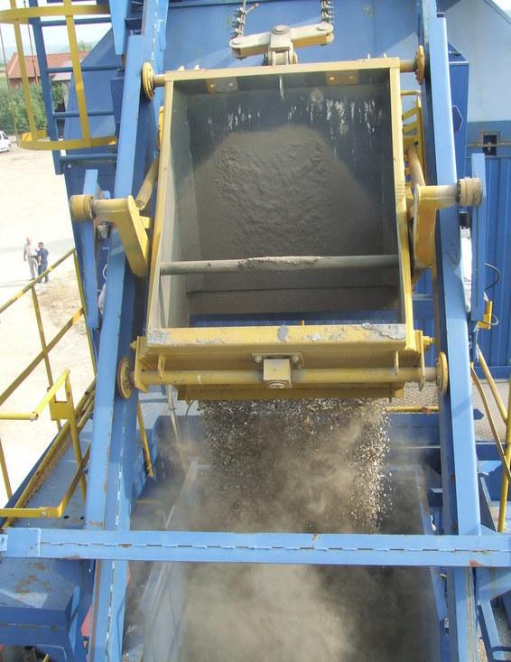 Statia de asfalt achizitionata de CJ Arges va produce bitum minim 20 de ani – mai este necesar un laborator pentru verificarea calitatii asfaltului