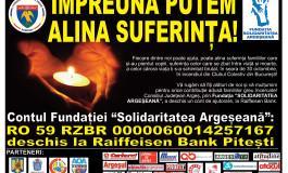 Impreuna putem alina suferinta! – campanie umanitara pentru victimele incendiului din Clubul Colectiv