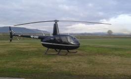 ASTA ÎNSEAMNĂ SĂ FII ... BAŞTAN ! Patronul Delta ACM a venit cu elicopterul sa semneze receptia unei lucrari de milioane