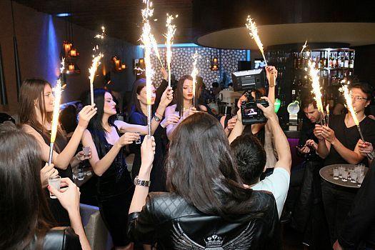 Petrecere mare in Arges – VIP-uri sarbatorite de Sf Gheorghe