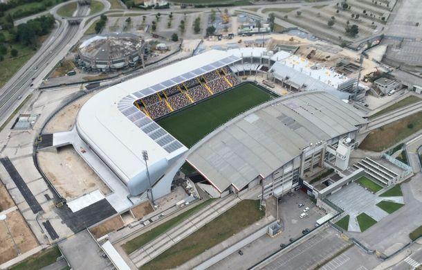 """Nu e la Bucuresti ! Un stadion din Italia se va numi """"Dacia Arena"""""""