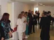 """DIZGRAŢIOS !!! Moment festiv la Spitalul Municipal """"mânjit"""" de politică"""