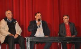 Polexe l-a prezentat actorilor pe directorul Matei Varodi