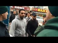 De necrezut: manifestație Creștină atacată de musulmani în Anglia!!! VIDEO.