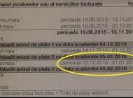 DE MAXIM INTERES !!! Urmare a amenzii luate de  CEZ, se schimbă facturile la curent în Argeş