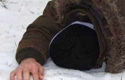 GERUL face victime in Arges - Femeie gasita moarta in zapada