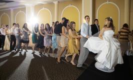Nuntile cu sute de invitati devin amintire - ISU se impune si in acest domeniu
