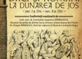 """Conferinţa istoricilor musceleni la Biblioteca """"Ion Barbu"""""""