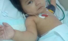 Imaginile groazei! Un parinte a facut publice fotografii de la spital - Prin ce chin trec bebelusii la dializa