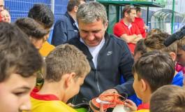 Ocazie pentru micii fotbalisti ai judetului - Cupa Hagi Danone ajunge la Pitesti