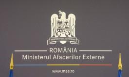 MAE reactioneaza la scandalul de la Ambasada României în Turcia
