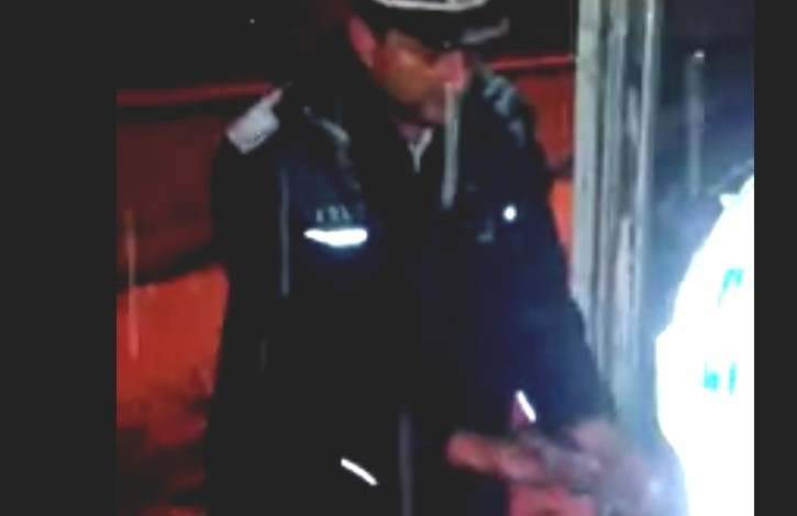 VIDEO CU POLIŢIŞTI ÎN EXCES DE ZEL ! Acuzaţii dure la adresa Poliţiei Argeş !