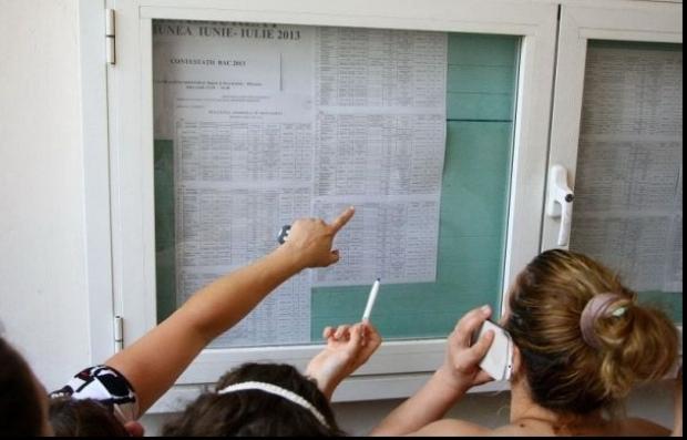 Se afiseaza rezultatele – Vezi ce note s-au primit la Evaluarea Natioanala