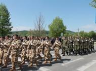 GALERIE FOTO ! Ziua Forţelor Terestre sărbătorită de prea puţini argeşeni