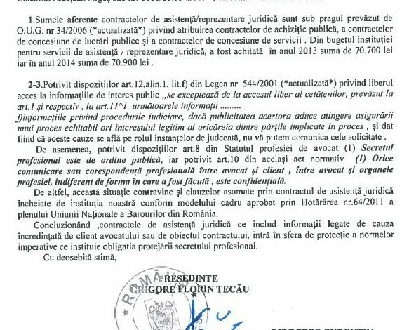 EXCLUSIV ! Cum au tocat instituţiile din Argeş 6 miliarde lei pe avocaţi – Una din Casele de Avocatura aparţine fostului coleg de bancă a lui Victor Ponta