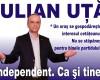 Oamenii de afaceri susţin candidatura lui Iulian Uţǎ