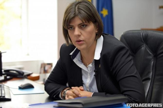 Laura Codruţa Kovesi a ajuns la Curtea de Apel Piteşti