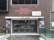 Universitatea Piteşti - expoziţie tematică de Ziua Naţională a Bibliotecarului