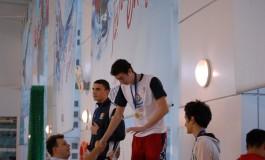 AVEM VALOARE ! 5 medalii de aur pentru înotătorii argeșeni - David Cârciumărescu performerul Campionatului