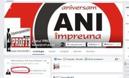 Ziarul PROFIT, lider detaşat al presei din Argeş şi pe Social Media - Astăzi am depăşit pragul de 40.000 fani pe facebook