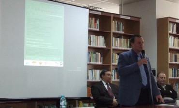 Universitatea Piteşti a primit aprecieri de la preşedintele Societăţii Române de Pneumologie