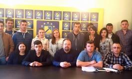 Tinerii liberali, cea mai puternicǎ organizaţie din Curtea de Argeş – Proiectele lor, prioritate pentru PNL