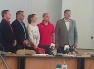 Campioana europeană de judo kata la Primăria Pitești