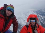 Echipa de alpinisti care a cucerit vârful Ama Dablam din Himalaya, fără oxigen suplimentar şi şerpaşi s-a intors acasa