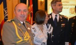 Sarbatoare pentru cadrele militare din Curtea de Arges