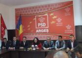 Cei mai tineri candidaţi PSD la primăriile din Argeş au între 28 şi 36 de ani