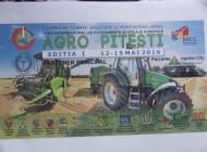 """Program - Târg Internaţional de Echipamente şi Utilaje Agricole  """"AGRO PITEŞTI"""""""
