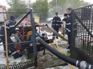Militarii ISU au fost la datorie toata noapte - Vijelia si ploile au facut victime in Arges
