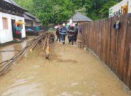 VIDEO - ACUM! Intervin pompierii – inundații în Argeș