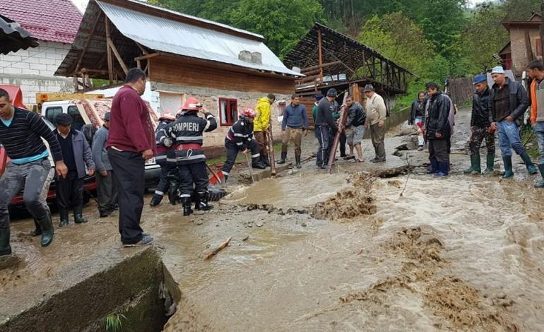 11 comune din Argeș primesc bani de la Guvern pentru reparatii după inundaţii CARE COMUNE PRIMESC ACESTI BANI