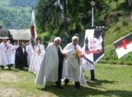 Festival medieval în Rucăr