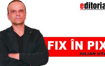 FIX ÎN PIX | Rareș Bogdan sau... nada bună, undiţa proastă !