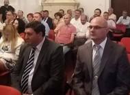 Noua administraţie de la Câmpulung si-a intrat în drepturi!  Primarul Liviu Țâroiu are un nou vice: Mărgărit Blidaru de la PSD