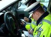 Asa da! Politistii din Arges au amendat CNADR pentru un accident