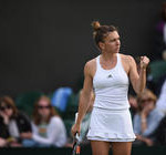 Simona Halep vs Francesca Schiavone 6-1, 6-1/ Calificare la pas in turul trei