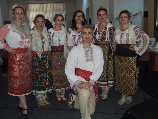 UPIT a sărbătorit Ziua Universală a IEI – majoritatea participanţilor au purtat IA românească