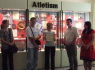 """La Muzeul Judeţean Argeş a avut loc manifestaţia """"Persoane cu dizabilităţi şi lumea sportului"""""""