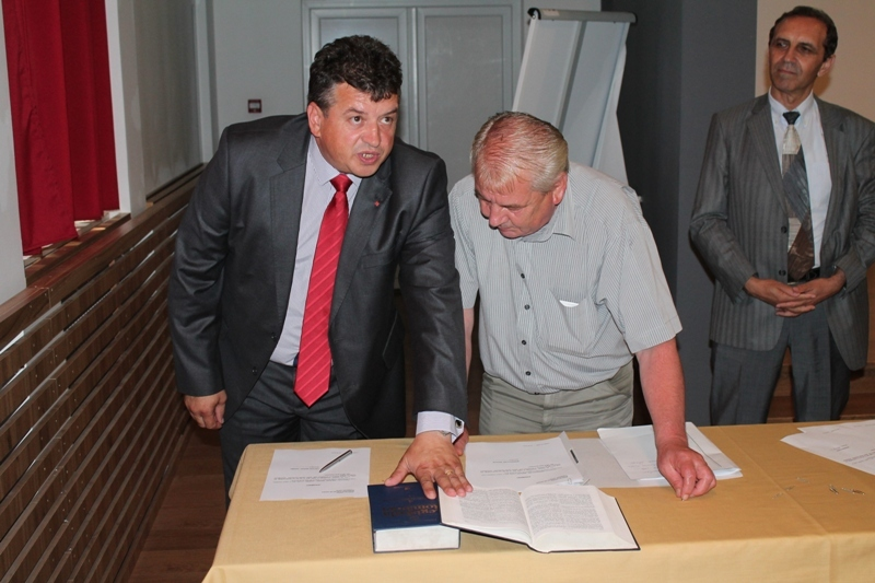 Gabriel Jubleanu, oficial viceprimar – 16 voturi pentru si 2 impotriva
